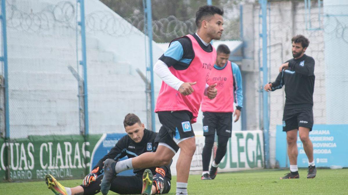 El objetivo del grupo es estar entre los ocho primeros y clasificar a la Copa Argentina