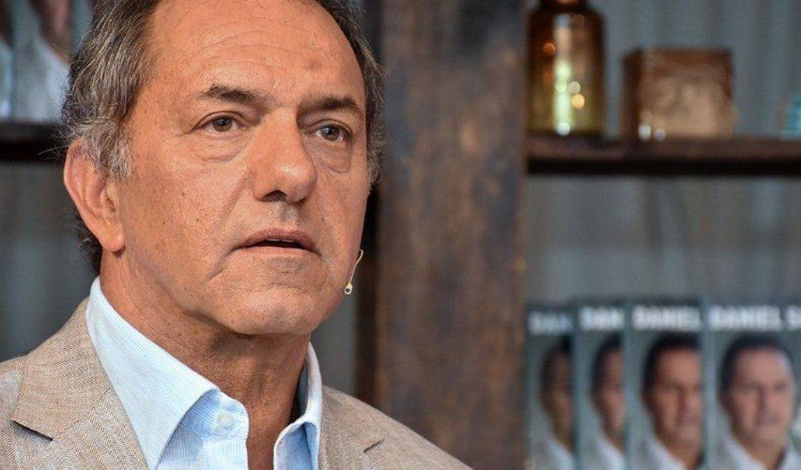 Scioli: Boca se encuentra próximo a trasladarse al hotel para luego regresar a Argentina