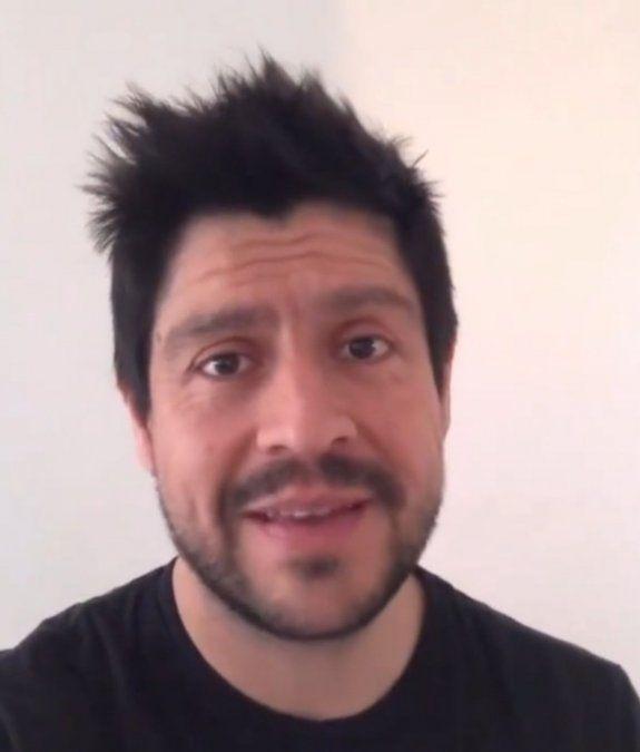 Jose Amado (periodista deportivo).