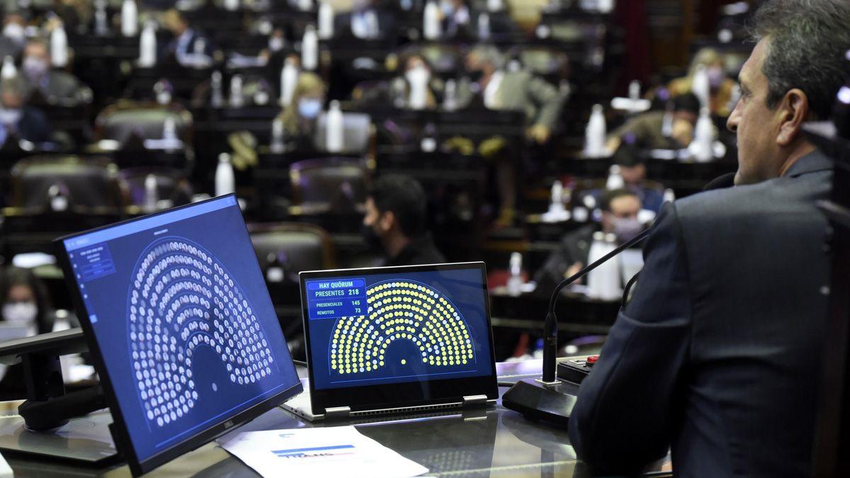 La Cámara de Diputados convirtió en ley el Consenso Fiscal.
