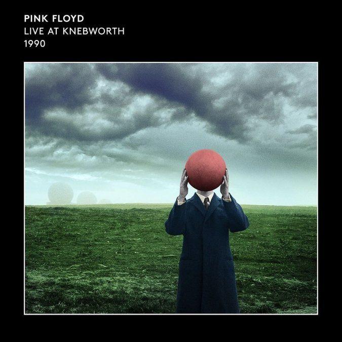 Pink Floyd publica disco de su show en el festival Knebworth de 1990