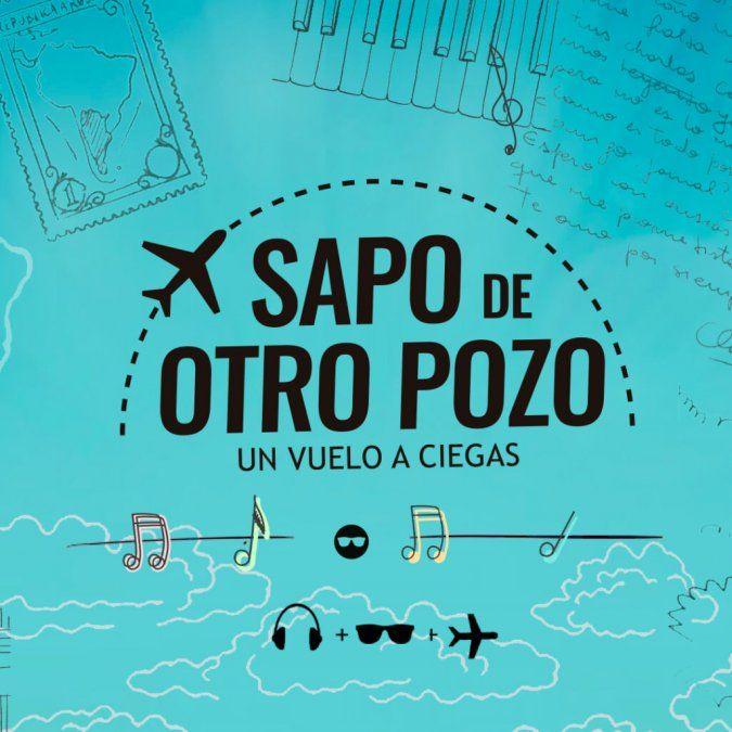 Teatro Ciego presenta Sapo de otro pozo.