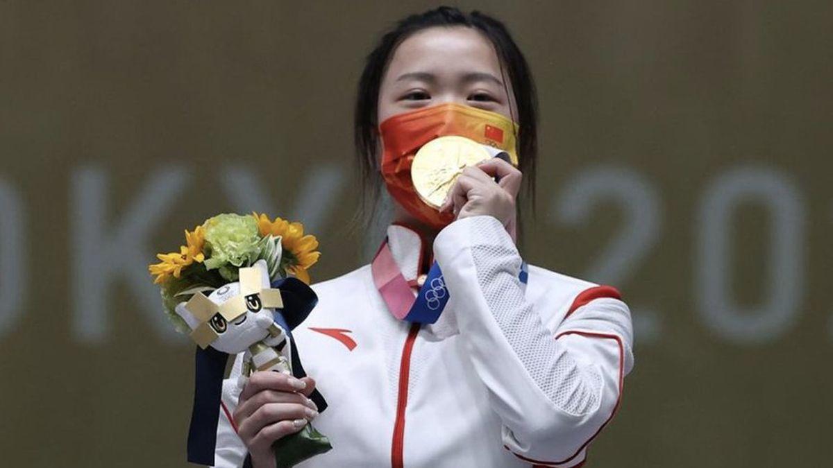 China arrancó arriba en el medallero