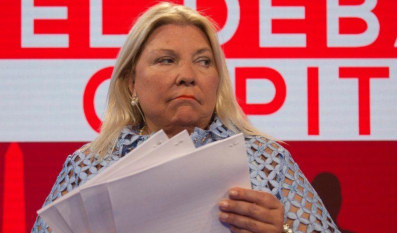 Elisa Carrió presentó un proyecto para establecer el cupo femenino en la justicia