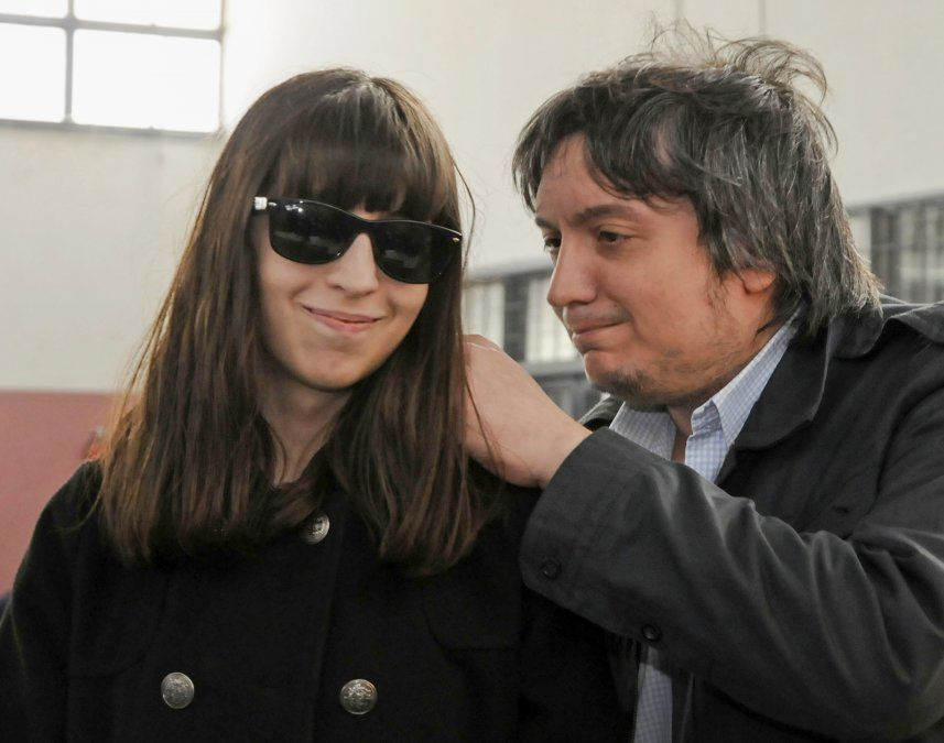 Florencia y Máximo Kirchner también son defendidos por Beraldi