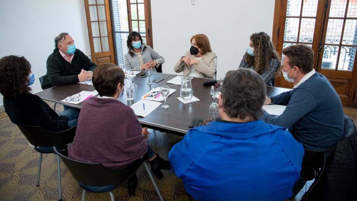 Hacemos por Córdoba realizó una reunión de trabajo para definir las principales propuestas.