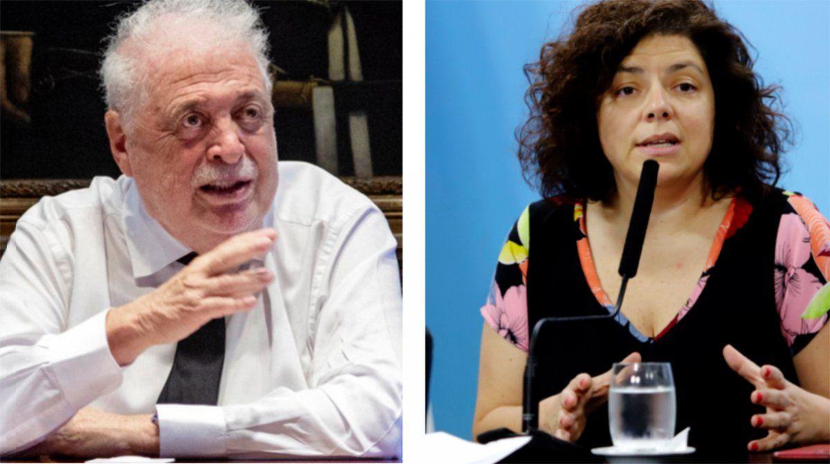 Vizzotti sucede a González García tras el escándalo de la vacunación