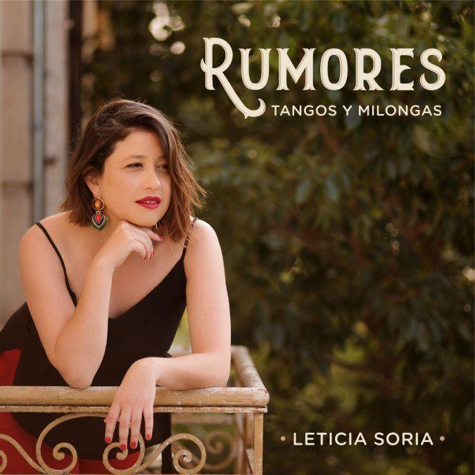 Rumores... es el primer EP de la cantante y actriz