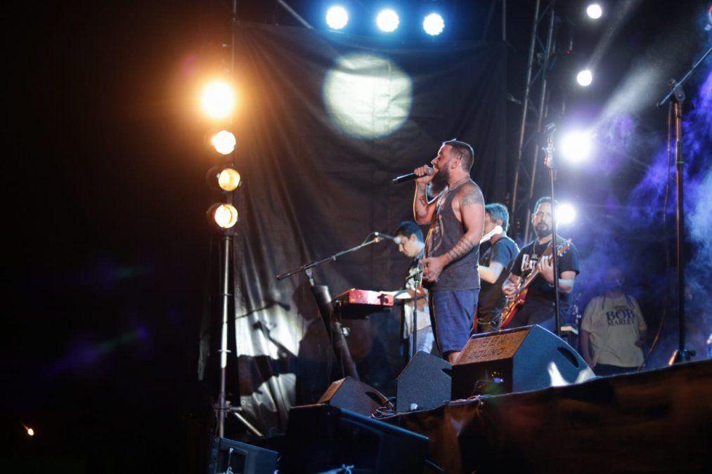Las Pastillas volvió a los escenarios en Río Cuarto