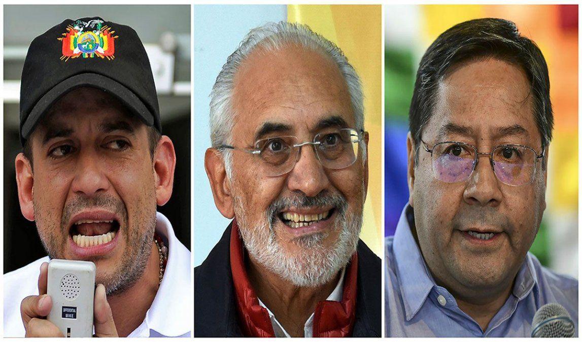 Bolivia elige hoy nuevo presidente y opta entre dos modelos antagónicos