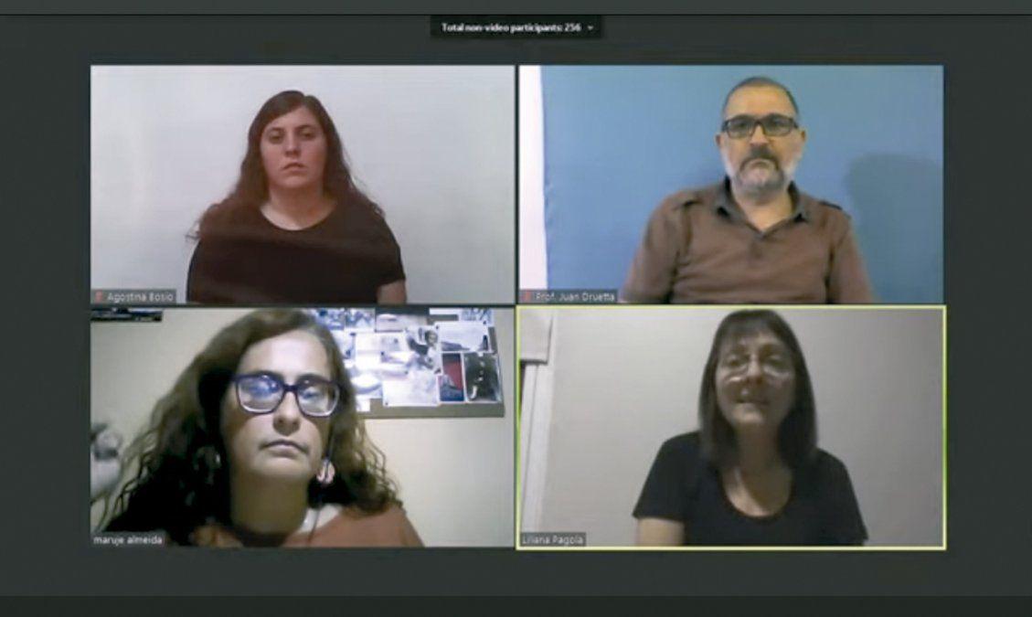 Durante el mes de noviembre llevaron a cabo el ciclo de debate Hablemos de y en Lengua de Señas Argentina