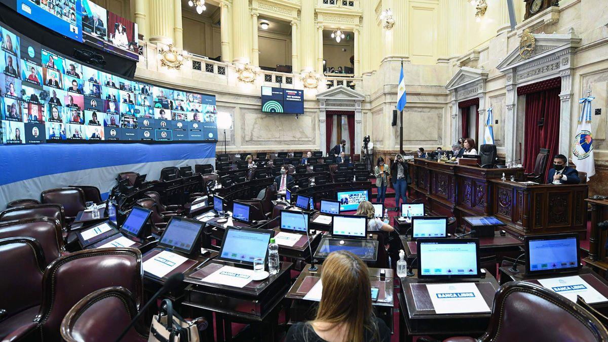 El Senado tratará el martes 29 el proyecto del aborto.