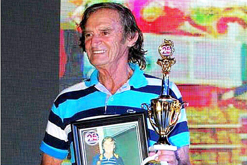Gracias por tanto. El fútbol regresa y rinde homenaje a Francisco Fiandino. No te olvidaremos.