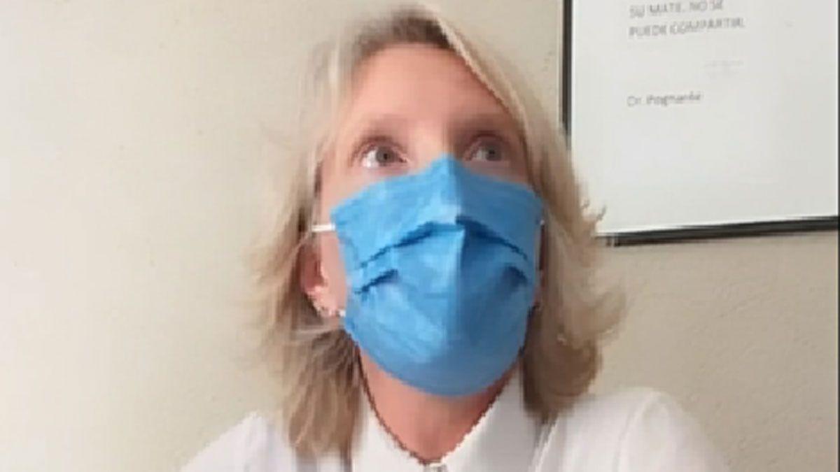 La doctora Rosso admitió que hubo preocupación por tratarse de un grupo de riesgo.