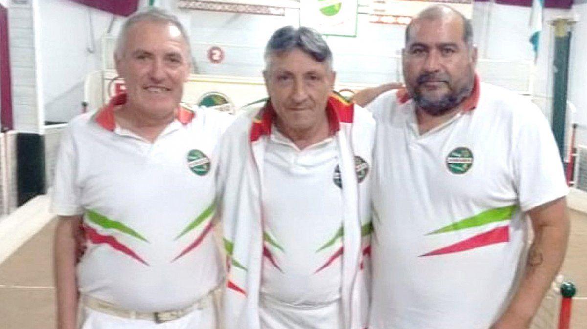 Fernández, Rojas y Escobedo, los ganadores en Agrario