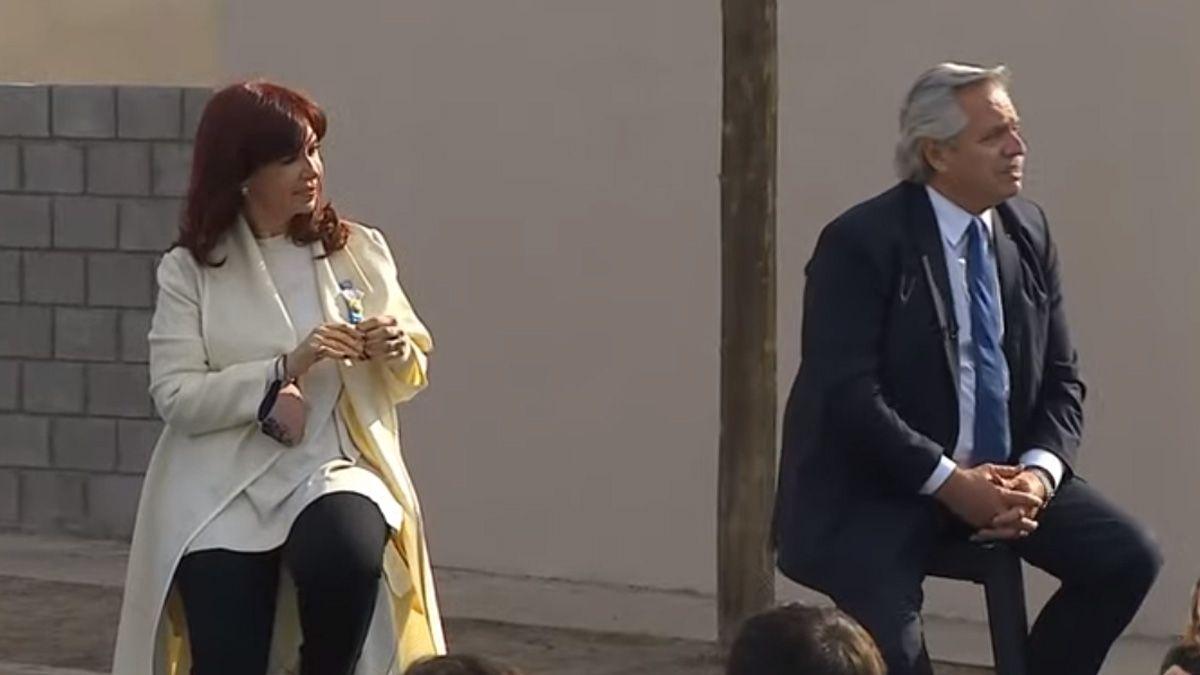 Cristina Kirchner publicó una carta con críticas a Alberto Fernández.