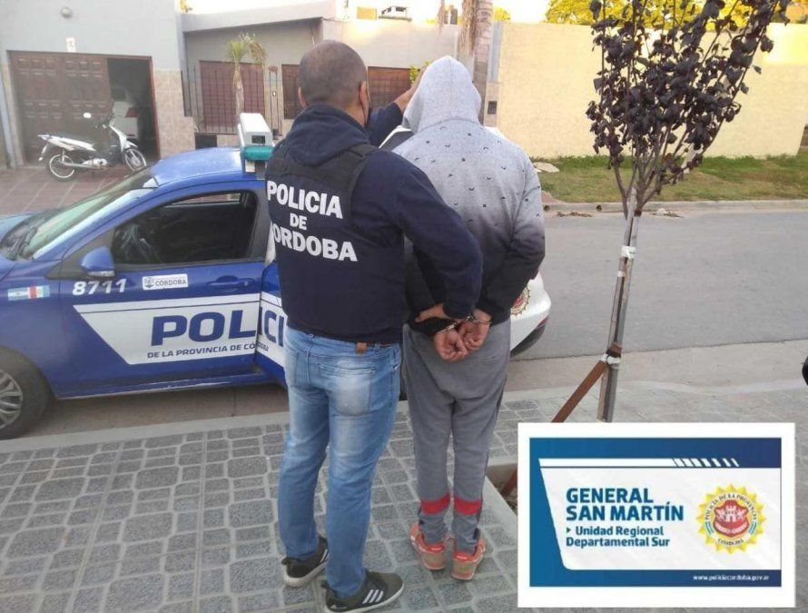 Dos detenidos por abuso sexual