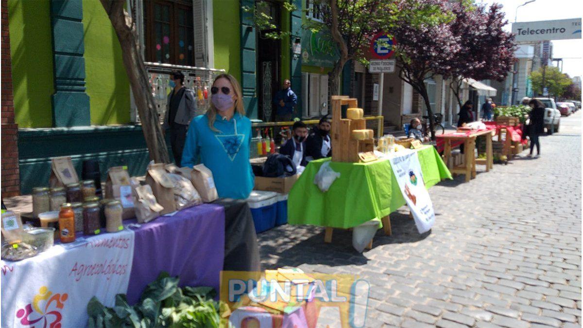 Fericambio se realizó en inmediaciones del Viejo Mercado.
