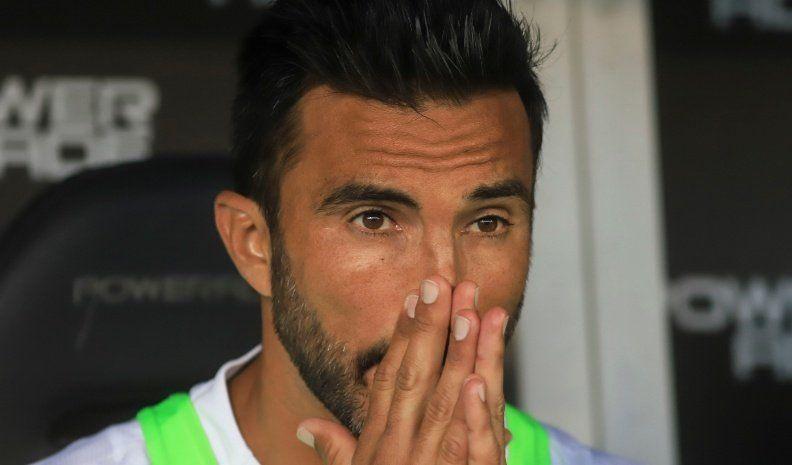 Cubero anunció su partido de despedida