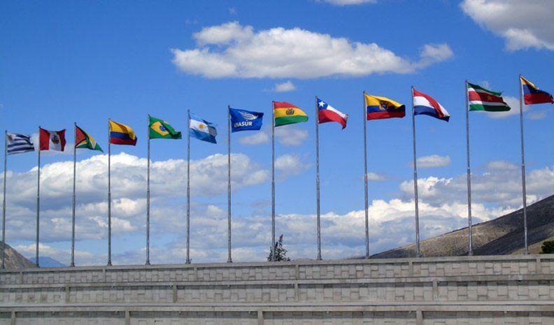 La Argentina y otros 5 países abandonarán la Unasur