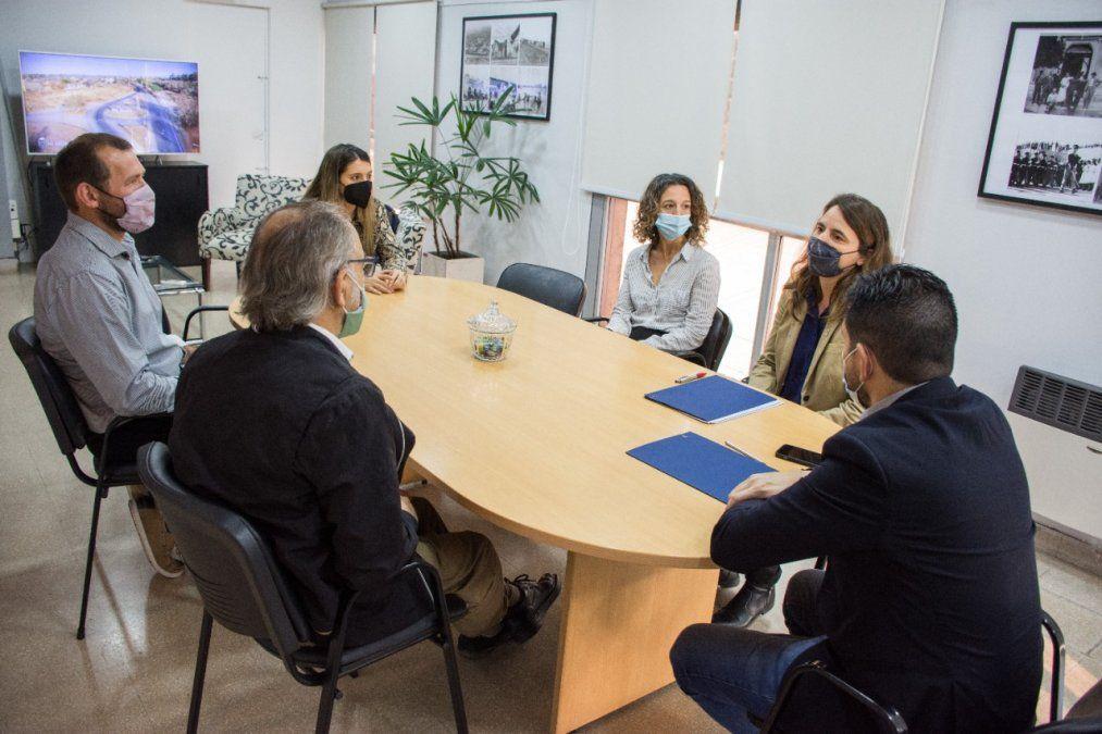 La UNVM firmó dos protocolos de trabajo con el Municipio de Río Tercero