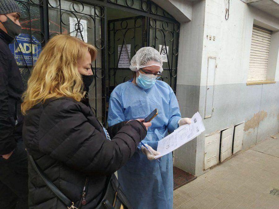 Informaron el fallecimiento de un hombre de 80 años y 9 casos de Covid