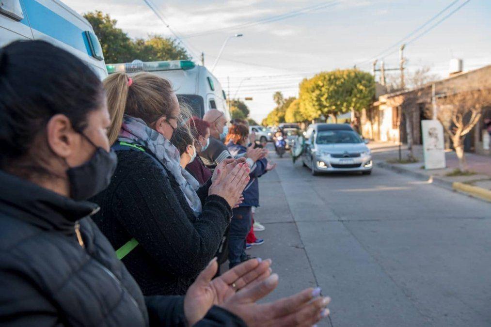 Villa Nueva: falleció una enfermera de 37 años por Covid-19