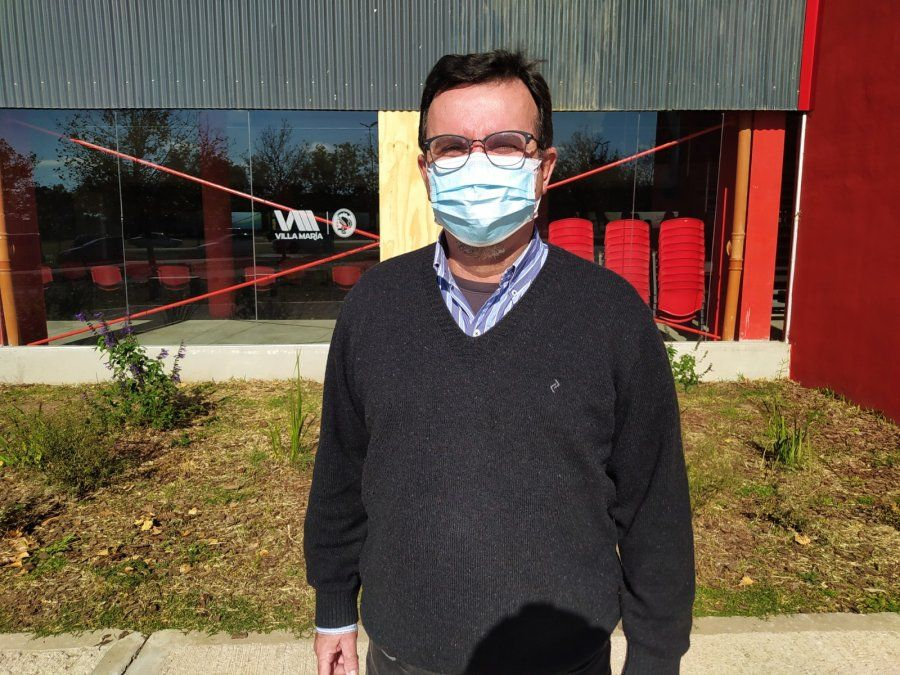 Pedro Trecco aseguró que hay casos de villamarienses que combinaron vacunas colocándose la Pfizer y el resultado fue positivo.