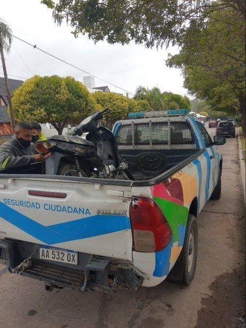 Operativo Verano: 36 Motos y 3 automóviles retenidos por infracciones durante el fin de semana