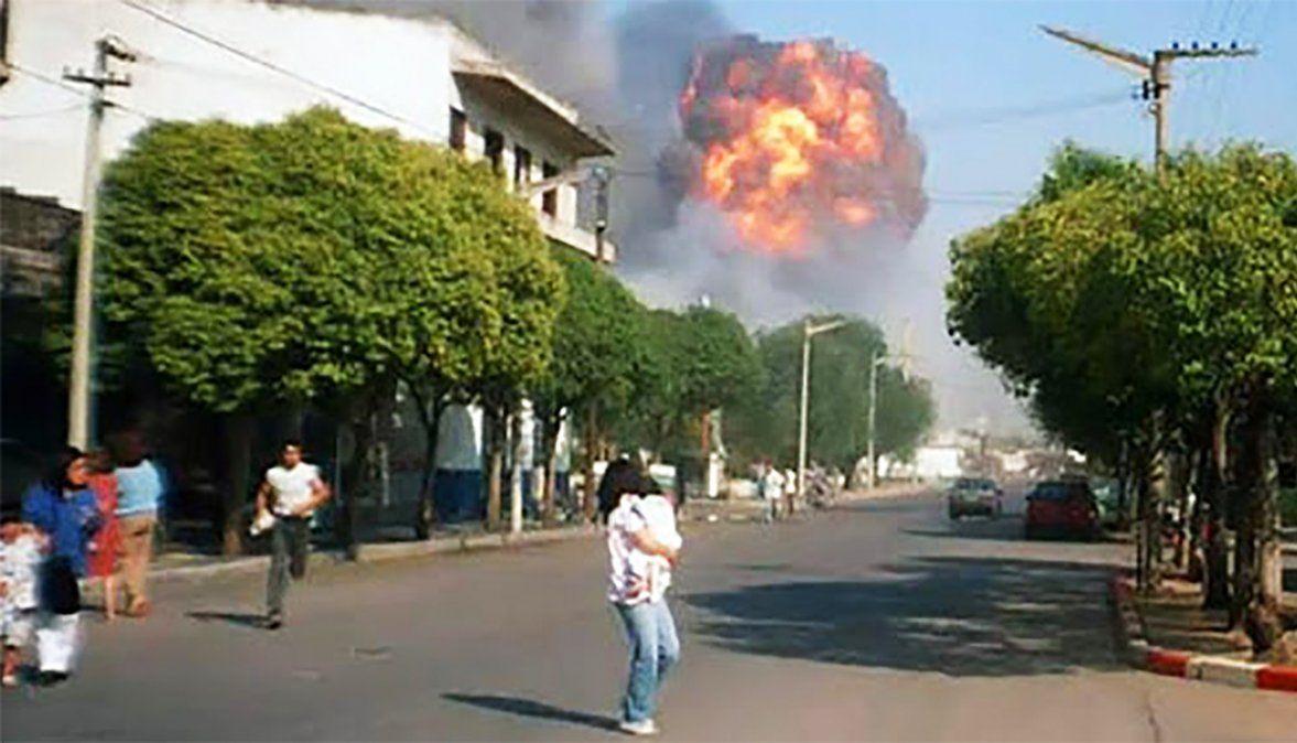 Ya pasaron más de 25 años de la explosión en Río Tercero.