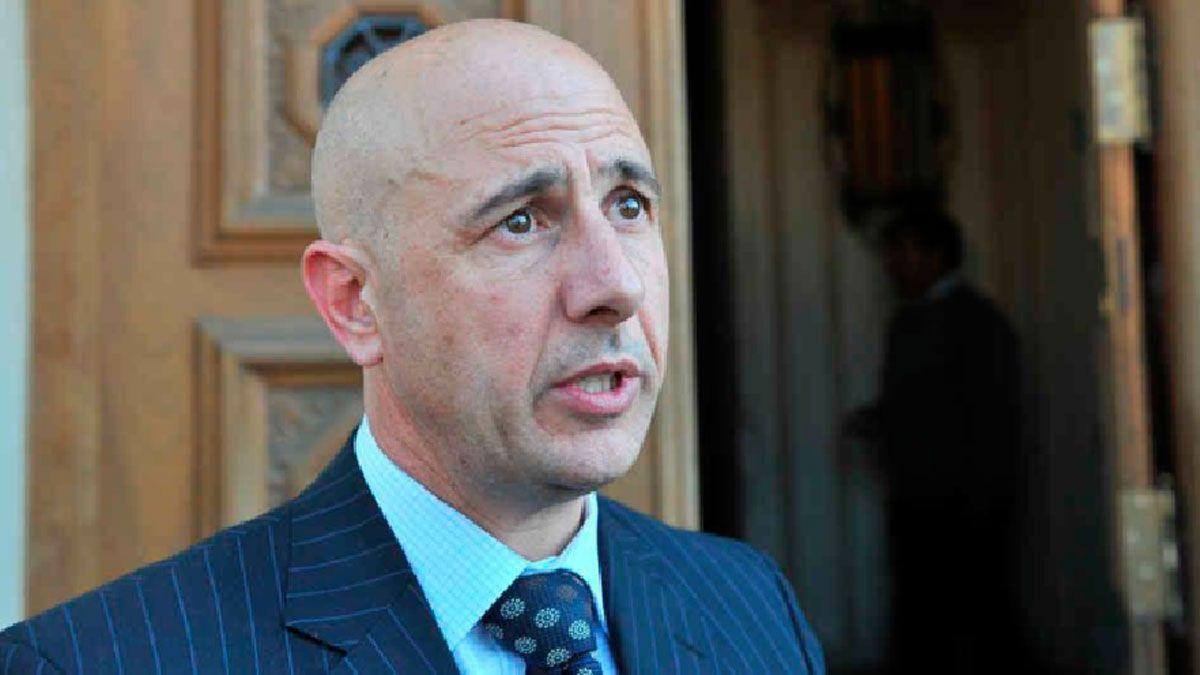 Entrevista al fiscal Hairabedian: La particularidad de este  juicio está en la modalidad de videoconferencia que usará