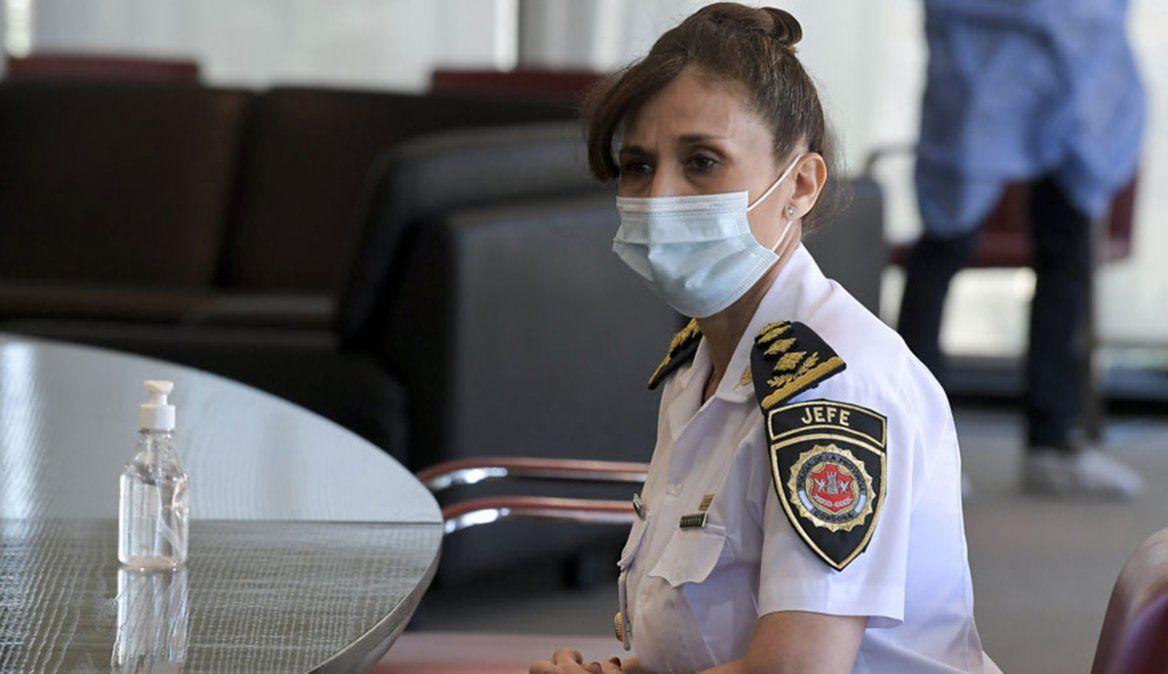 Gatillo fácil: Schiaretti desplazó a la cúpula policial; una mujer es jefa