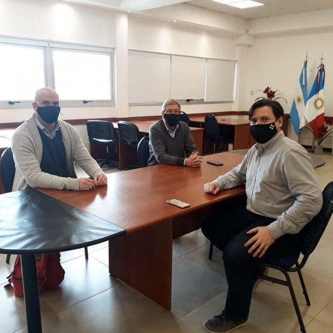 El EnRed fortalece sus relaciones institucionales con el Parque Industrial local