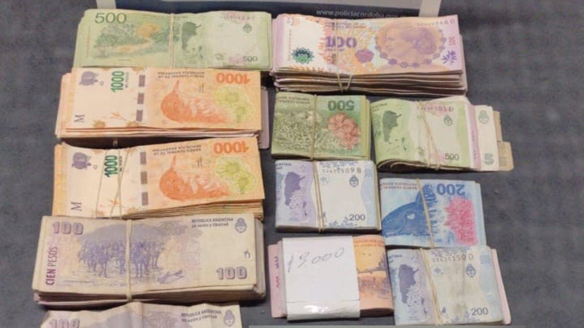 Allanan y secuestran el dinero sustraído en un comercio de Pascanas