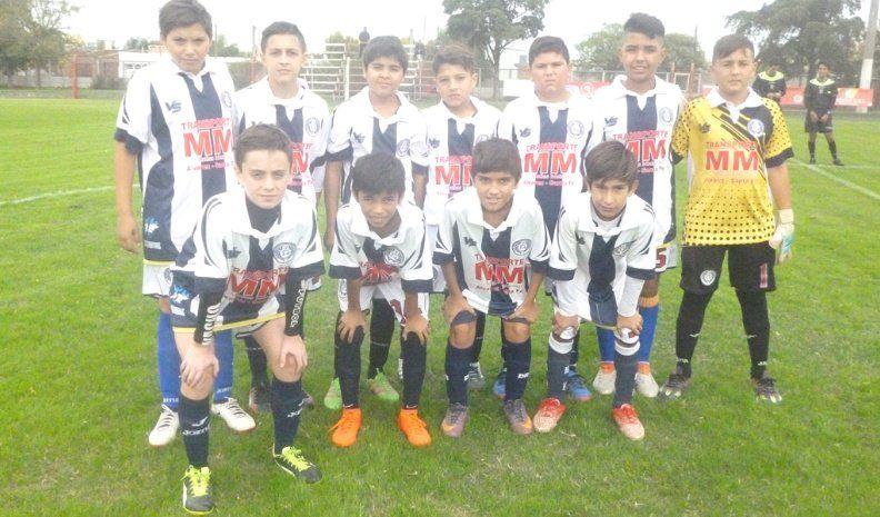 Se juega el sexto capítulo del fútbol juvenil de la Liga