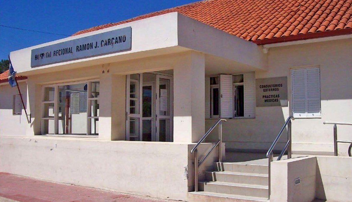 El Hospital de Laboulaye tiene un 50% del internado para Covid-19 ocupado