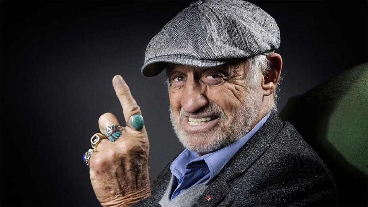 Falleció a los 88 años Jean-Paul Belmondo