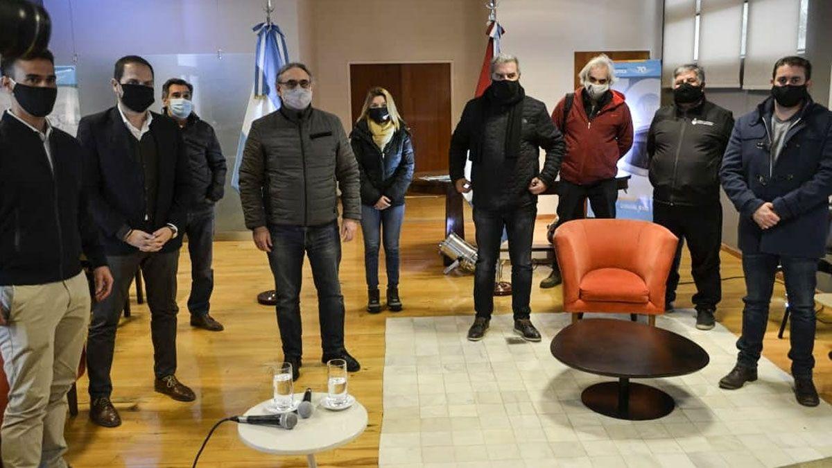 Gill: La Nación seguirá estando cerca de Córdoba y brindando ayuda en zonas afectadas por los incendios