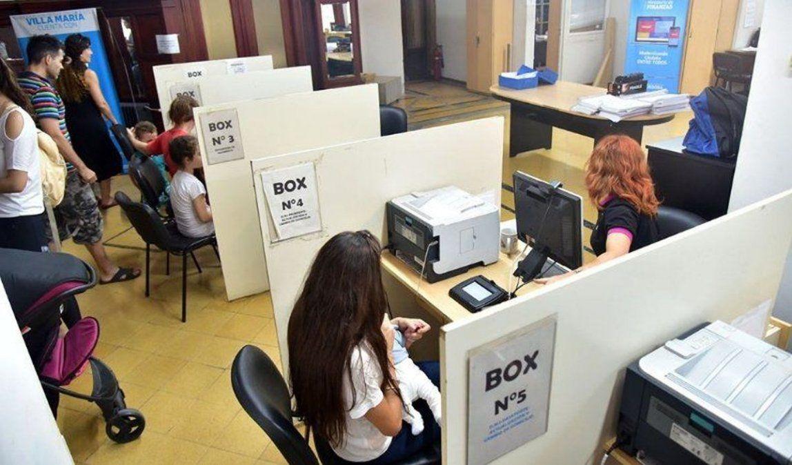 El Registro Civil realizó más de 5.000 actas y 2.906 trámites de documentación