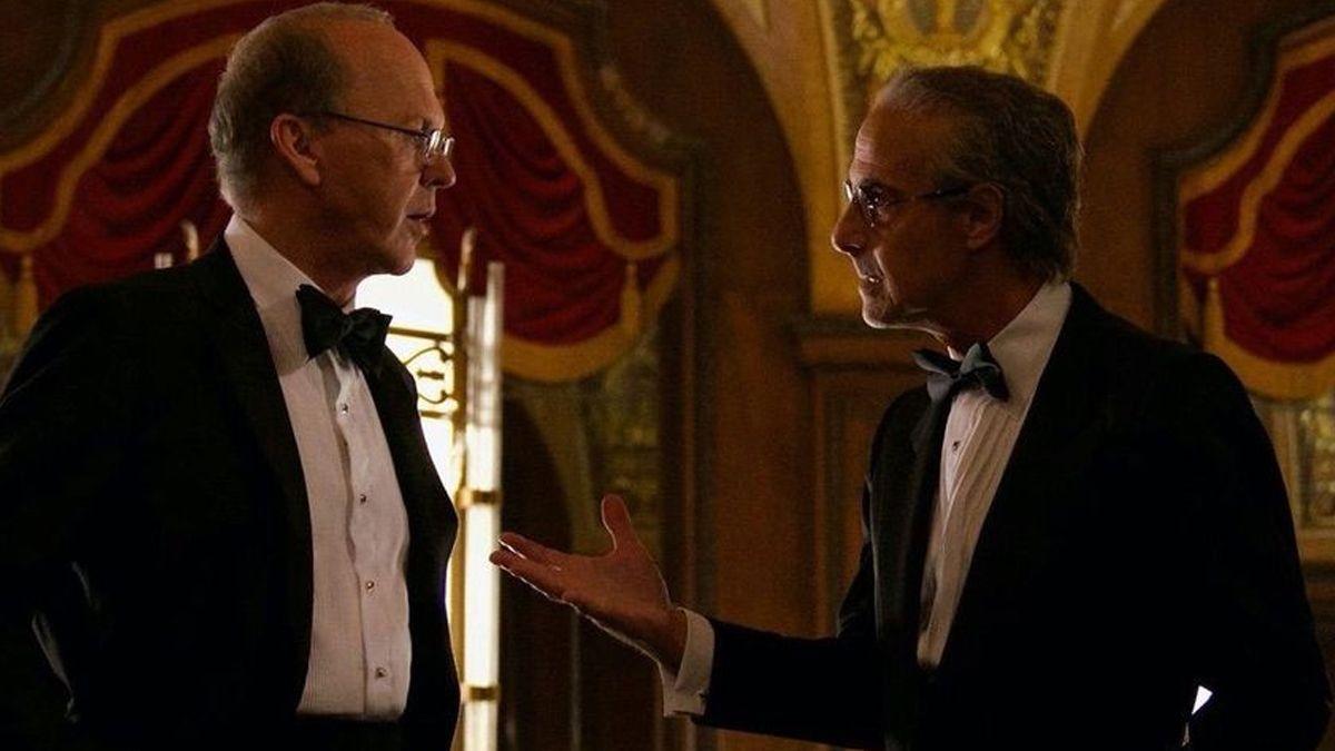 ¿Cuánto vale la vida? es protagonizada y producida por Michael Keaton.