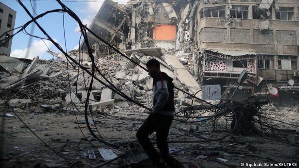La escalada de violencia entre Israel y Hamas es la peor de los últimos 7 años.