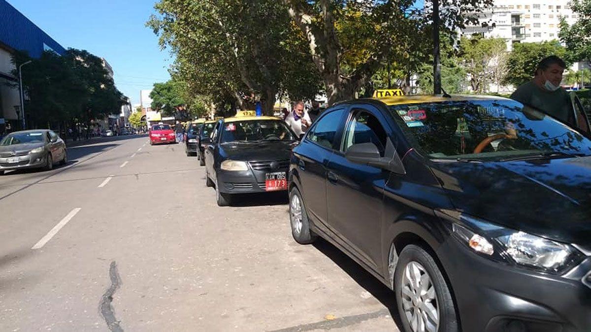 El Concejo aprobó la actualización de tarifa de taxis: ¿cuánto costará ahora?
