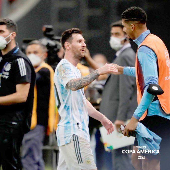 Un Lionel Messi a pleno condujo al seleccionado a la victoria ante Uruguay. ¿Podrá repetir esta noche frente a Paraguay?