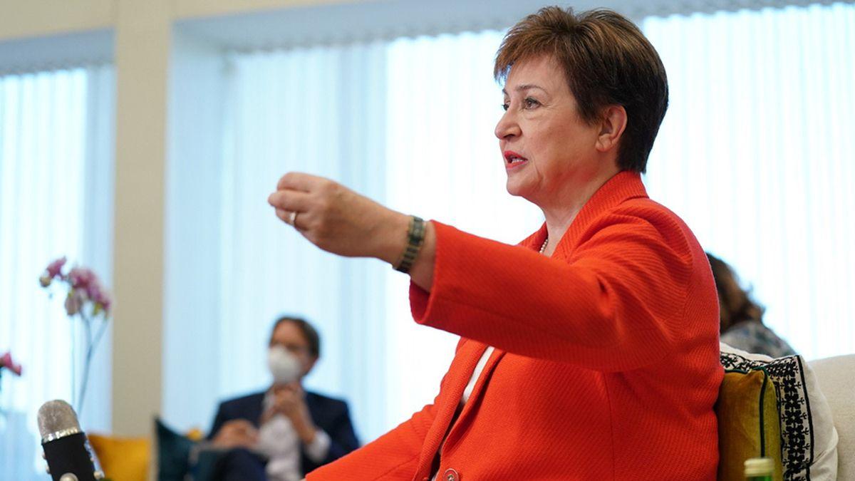 Kristalina Georgieva: No venimos con la idea de ver qué se puede ajustar