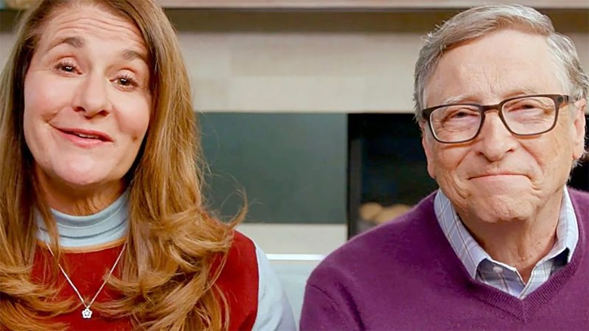 Bill y Melinda Gates (Foto: GETTY IMAGES)