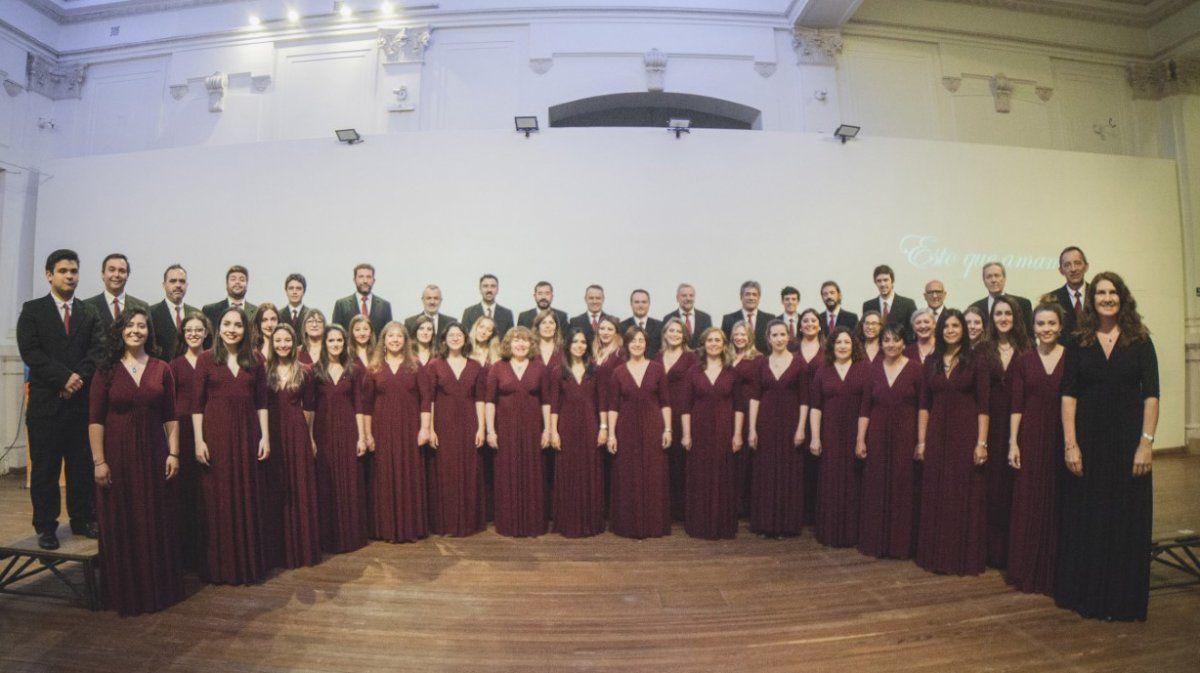 El Coro de la UNRC