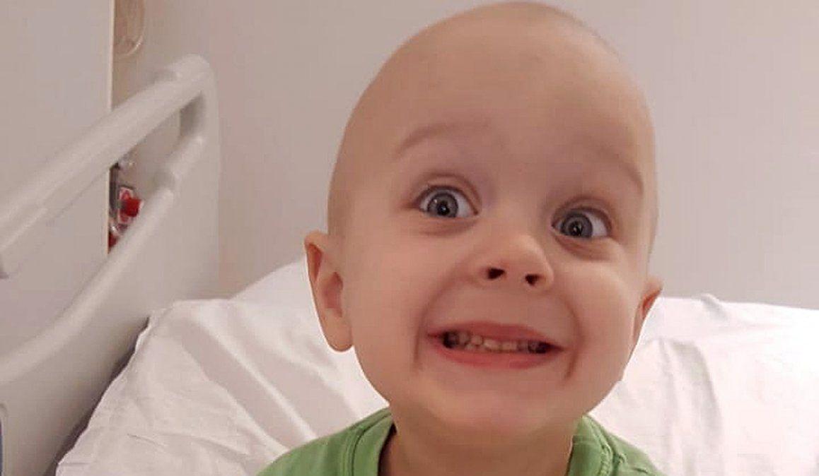 Todos por Valen: tiene 3 años y necesita $ 32 millones para un tratamiento médico