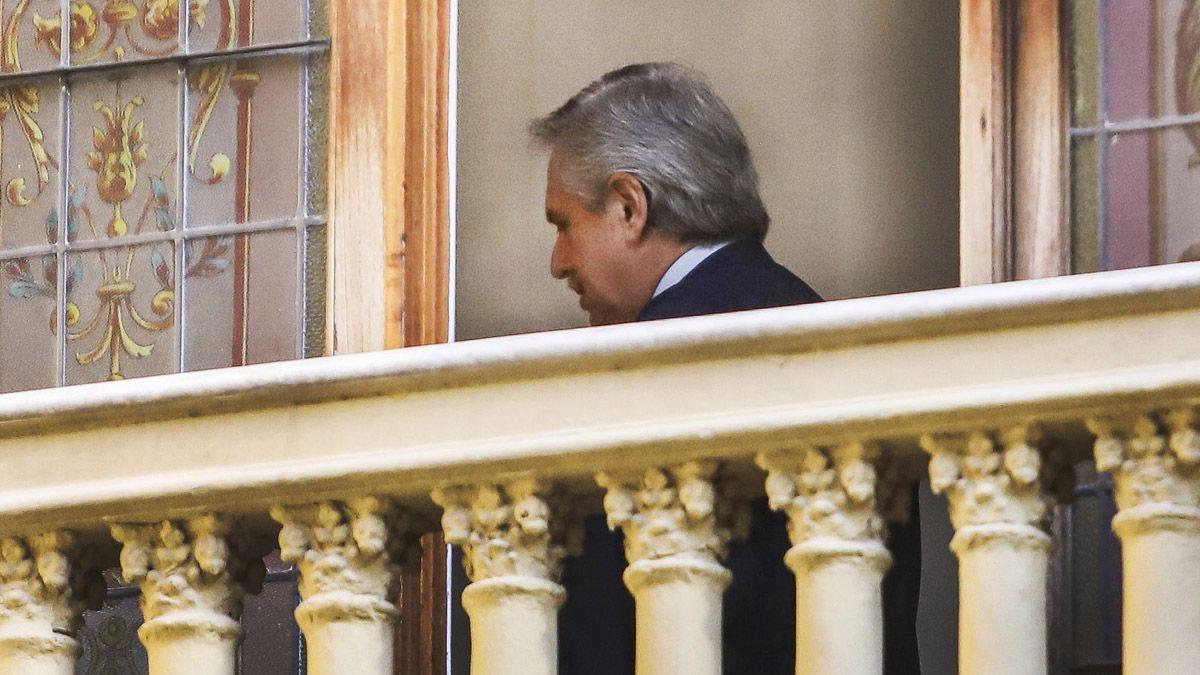 El presidente Fernández continúa en aislamiento.