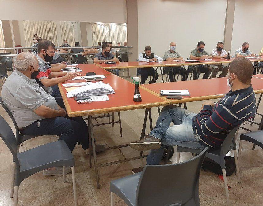 La Liga se reúne en Asociación Española