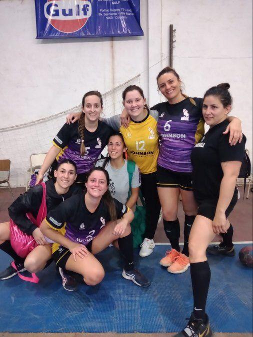 Handball: los equipos de la ciudad volvieron al ruedo